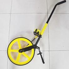 10000FT precision golf course meter measuring wheel long rolling digital ruler
