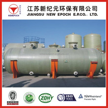 Water treatment FRP tank/FRP vessel/pressure tank