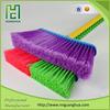 Low price plastic broom, plastic broom with handle