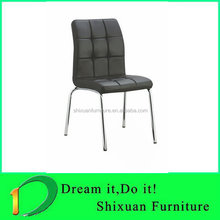 leather seat dinging room chair