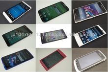 Japan Quality unbranded android phone of good condition for retailer and wholeseller