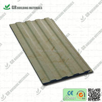 stone colour formaldehyde-free aluminum wall panel for decoration