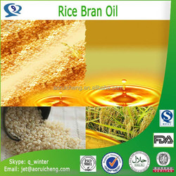 100% Natural & pure rice bran oil, factory supply rice bran oil extraction