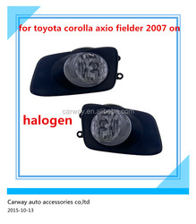 For Toyota Corolla Axio Fielder 2007 ON auto parts accessories the best price china factory