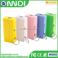 5600mAh perfume USB rohs power bank charger 5600mah for nokia mobile