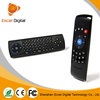 Smart mini wireless keyboard ir air mouse remote control