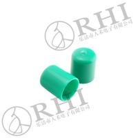 25.4mm x 25.4mm steel tube metal pipe threaded end cap