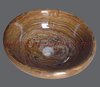 BROWN GOLDEN ONYX SINKS AND BASINS FOR BATHROOMS