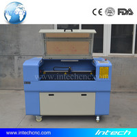 Gold quality!! laser machine 600x900 Intech maquina de corte laser para madera