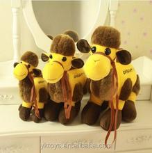 Hot selling stuffed camel plush toy