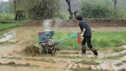 For Rice Paddy Mechanized Device That Prepares Land For Planting Farm Cultivator