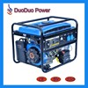 Gasoline Generator Distributor Sell 220 Volt AC Generator