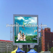 Good quality p10 dip 3in1 outdoor led digital billboards xx video