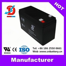 12v9ah deep cycle battery for house use, UPS battery and solar battery for solar system