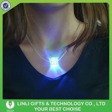 New Hot Mini LED Glow Necklace