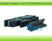 plastic hunting gun case, riflescopes, laser range finder blow molding profesional factory