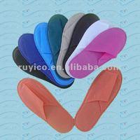 disposable hotel shoe/hospital slipper/sauna slipper