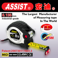 measurement tape with led light tape measuring