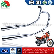 CBT-125CC motorcycle flexible exhaust flexible pipe