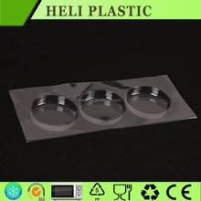 Blister plastic cupcake tray HL-1430 wholesale