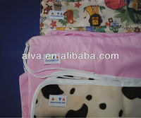 Alva Reusable Baby Cloth Cute Diaper Wet Bag Waterproof In 3 Style