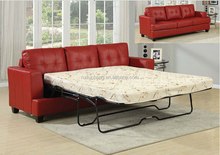 Reclining sofa bed,adjustable sofa bed hinges,foam folding sofa bed