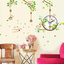 Hot sale 3d decorative digital wall clock