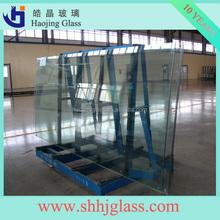 China Shahe Haojing Flat Tempered Glass Cheap Solar Panels