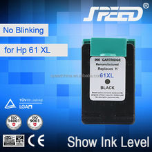Chip Resetter Compatible Ink Cartridges for HP61 (CH563W) for HP Printer 1050 2050 with Auto Chip