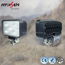 55w led work light, high quality Jeep Wrangler accessories,motorcycle part