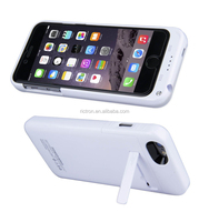 white color power bank case for iphone 6