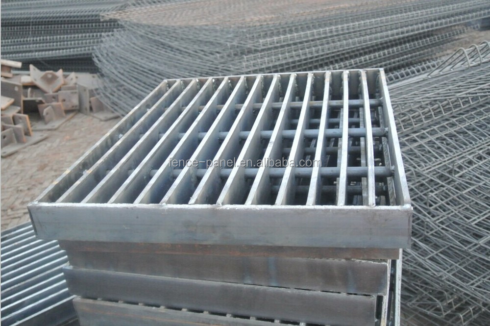 High Quality Catwalk Decking Grating Factory Iso 9001
