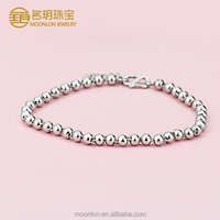 Wholesale bulk 925 jewelry, silver diabetic bracelets manufacturer