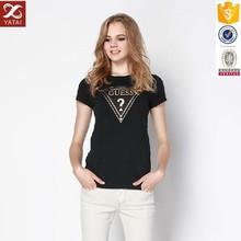 Fashion Design T shirt Cheap Women Clothes