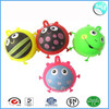 Kids Toy YoYo Flashing TPR Puffer Ball Toy