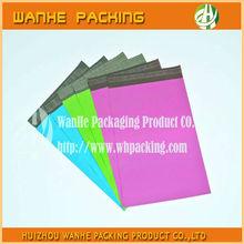 colorido pe bolsa de ropa para tienda en línea