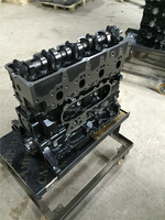 Diesel engine stable for 5L long block