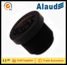 "super wide 1.8mm lens cctv board lens m12 1/4"" cmos field angle 170 degree"