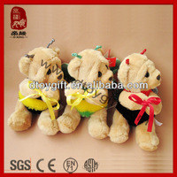 Hot sale kids toy stuffrd plush bee and ladybug teddy bear flying insect toy