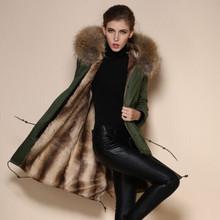 mr or mrs furs 2015 new arrival hot sale women real reccoon dog furs collar furs coat