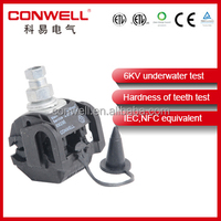 6KV underwater test insulation piercing connector electric wires