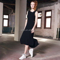 Low price Cheapest ladies casual fashion dress