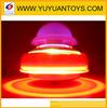 2015year 6 lights flashing music spinning top