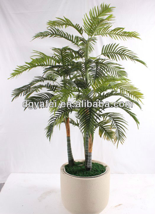 artificielle mini palm artificielle palmier plante artificielle 2013 nouveau style arbres. Black Bedroom Furniture Sets. Home Design Ideas