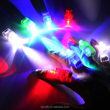 battery led color changing finger lights