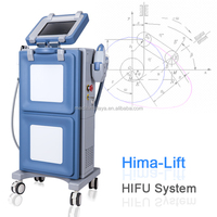 HIFU Newest Portable HIFU machine for anti-aging home use with CE approved