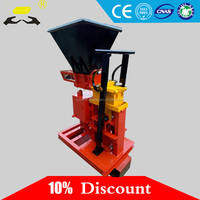 eco brava lime cement brick product line mold machinery group manual mud brick making machine