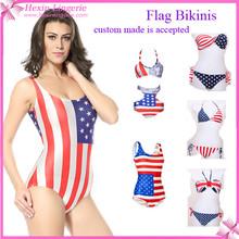 2015 ropa de playa <span class=keywords><strong>Bikini</strong></span> de la <span class=keywords><strong>bandera</strong></span> <span class=keywords><strong>americana</strong></span>