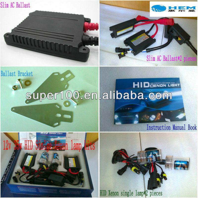 2015 New 12V HID KIT H4 Bixenon HID Xenon Kit