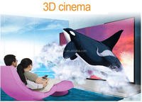 Low cost HD home cinema Projector 3D projector with Wi-Fi Android System support 1080P projector